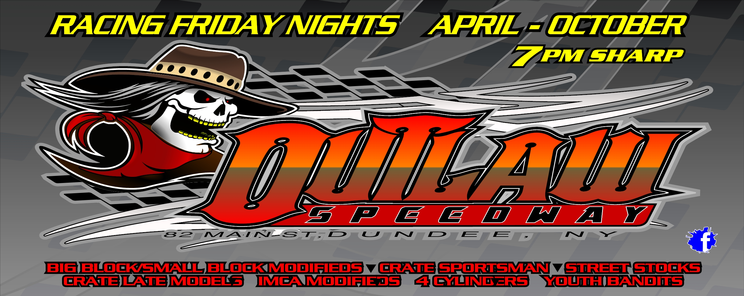 Outlaw Speedway, LLC - Dundee, NY
