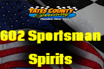 Top 5 602 Sportsman Spirits