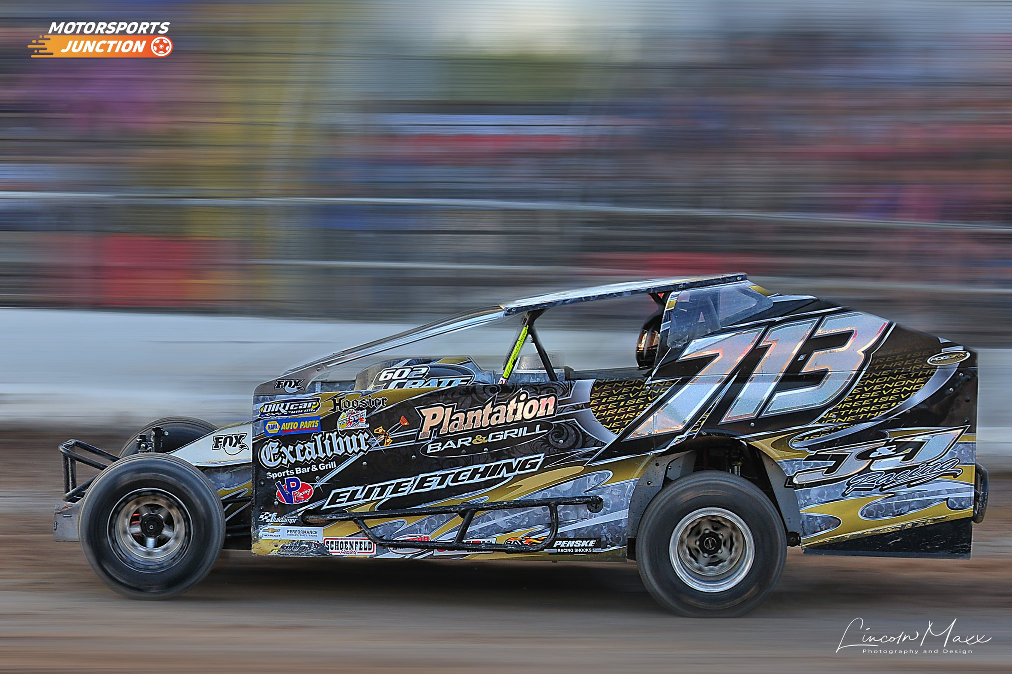 Action photo from Outlaw Speedway by Motorsports Junction