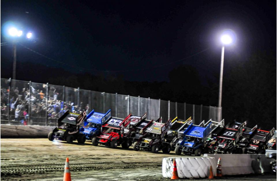 OUTLAW SPEEDWAY, LLC  - DUNDEE, NY :: 2019 STOCK CAR RACING SEASON