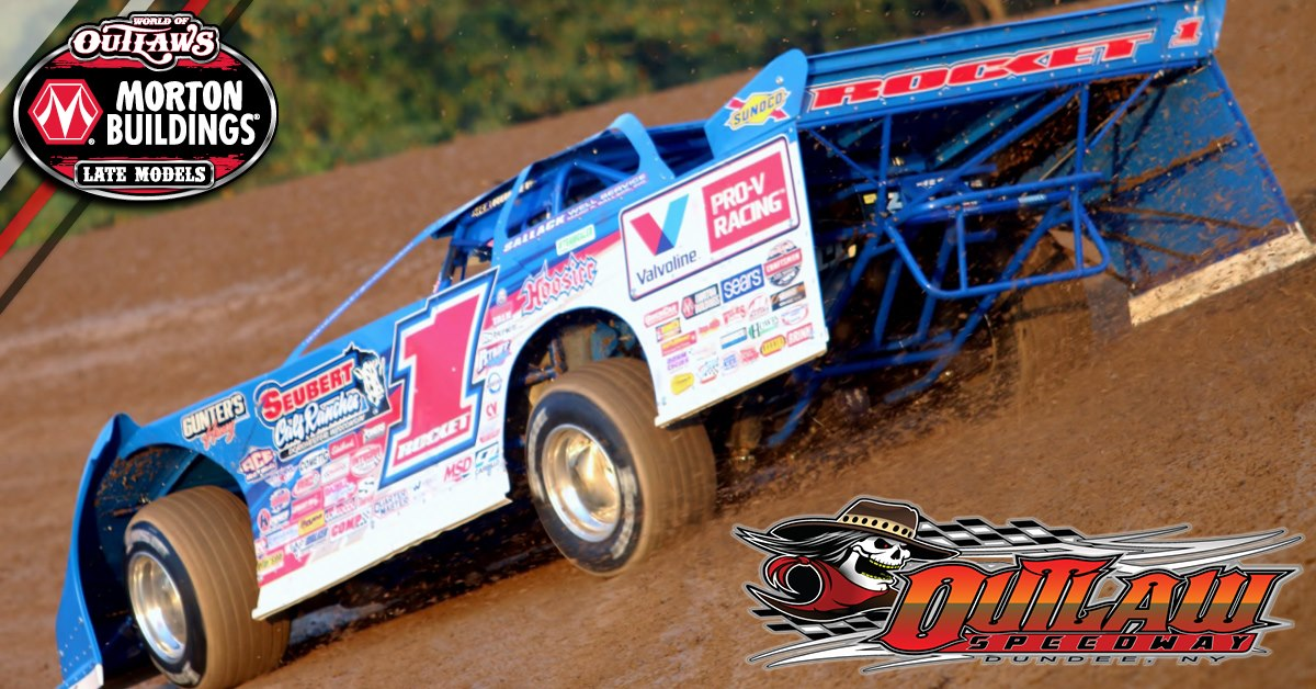 OUTLAW SPEEDWAY, LLC  - DUNDEE, NY :: 2019 STOCK CAR RACING